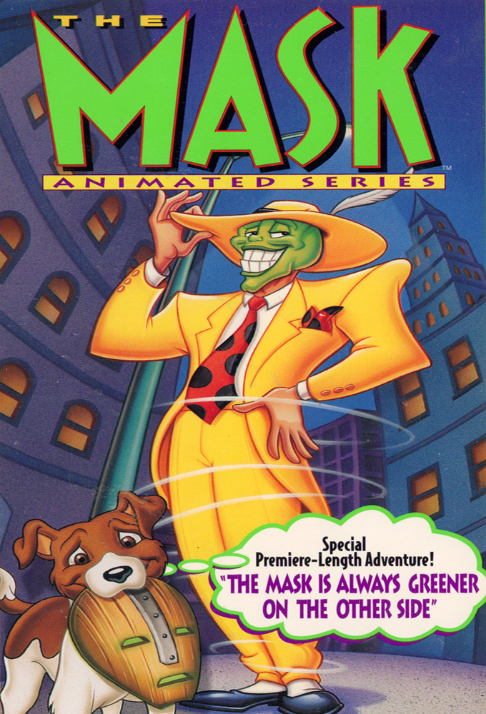 The Mask - The Animated Series