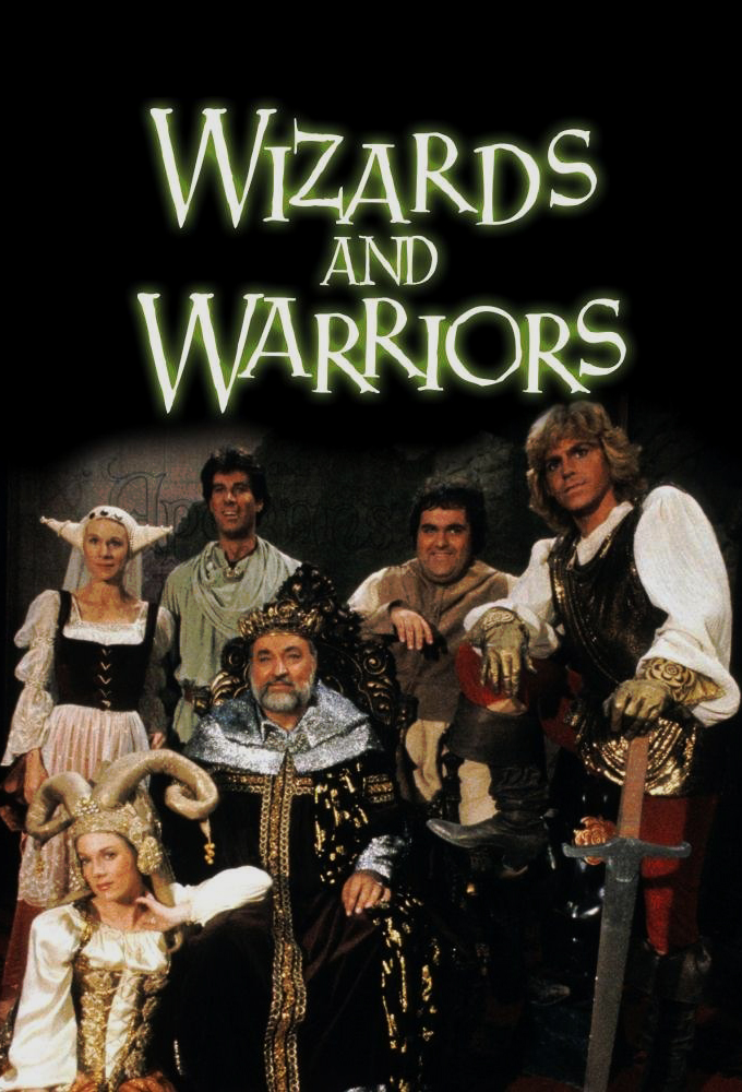 Wizards and warriors tv show 1983 for Wizards warriors