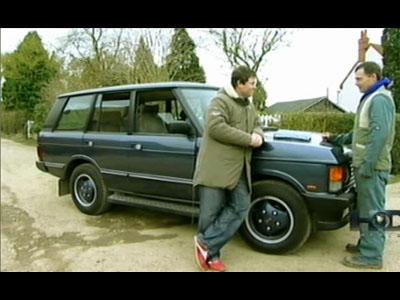 Range Rover Dealers In Ma >> Affari a quattro ruote • S03E07 • Serie TV