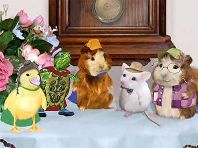 The Wonder Pets Season 2 Tv Show