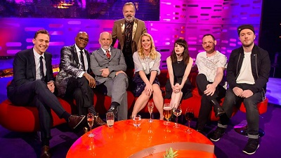 The Graham Norton Show • S19E07