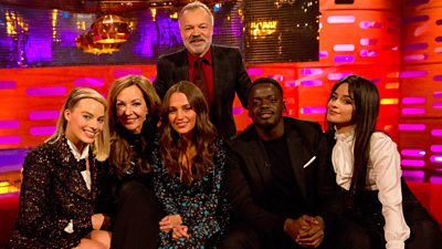 The Graham Norton Show • S22E18