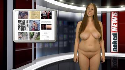 Naked News • S2017E299