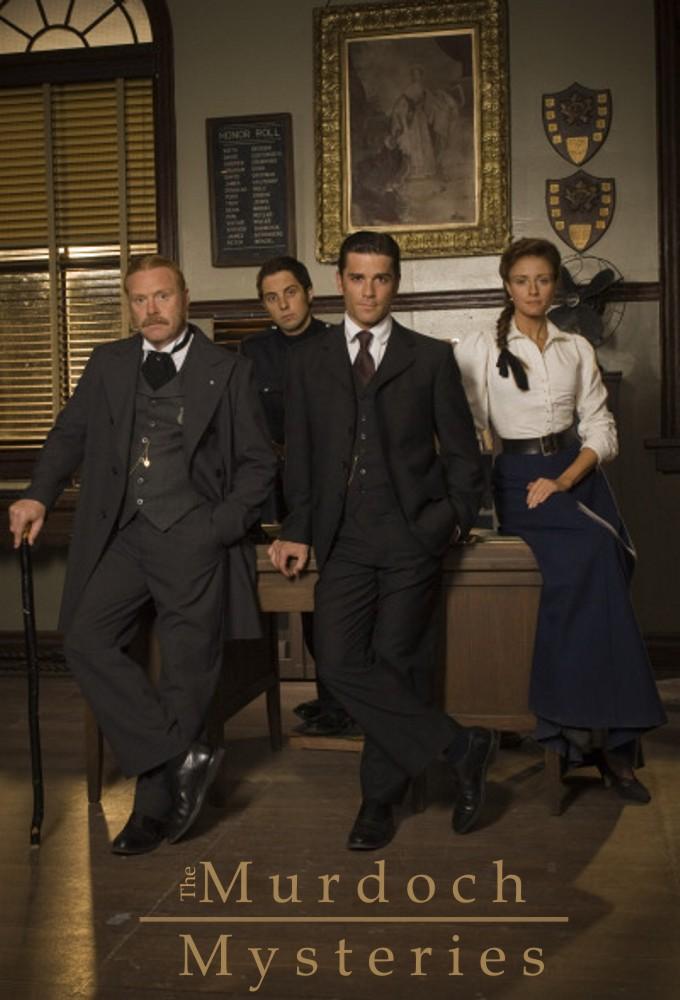 Murdoch Mysteries (S10E12)