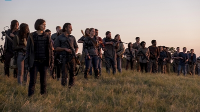 The Walking Dead • S08E16