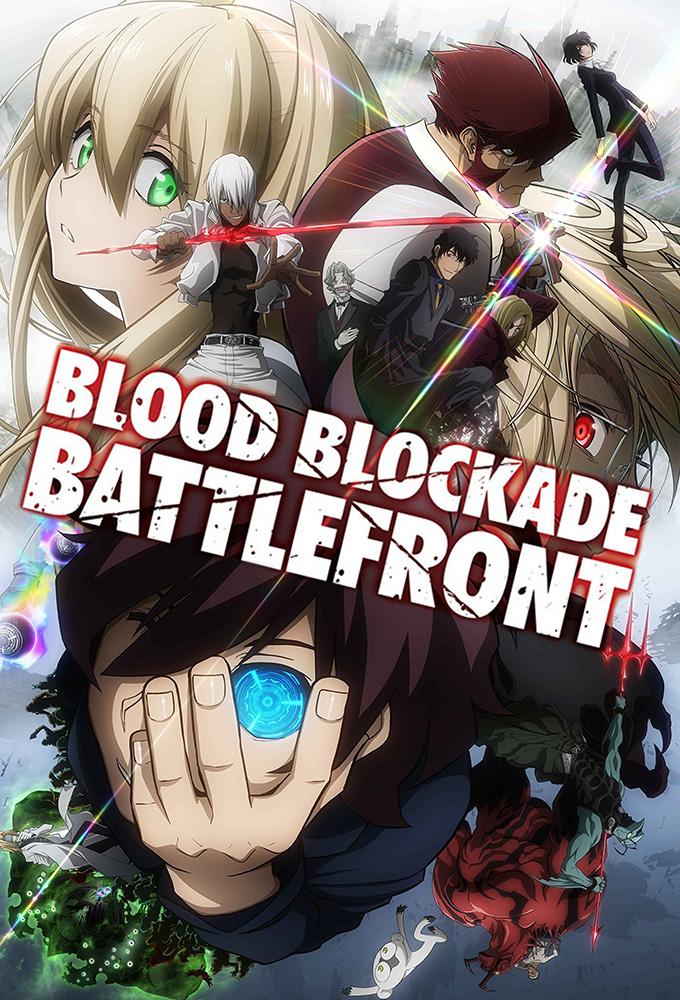 Blood Blockade Battlefront (S02E01)