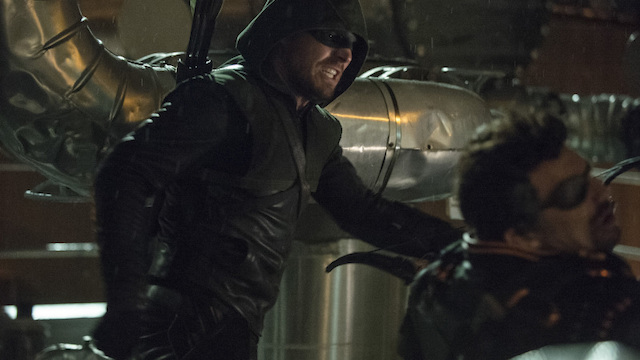 Arrow • S02E23
