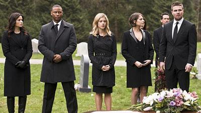 Arrow • S04E19