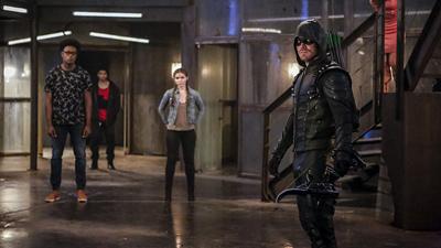 Arrow • S05E02