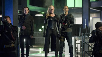 Arrow • S06E01