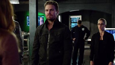 Arrow • S06E09
