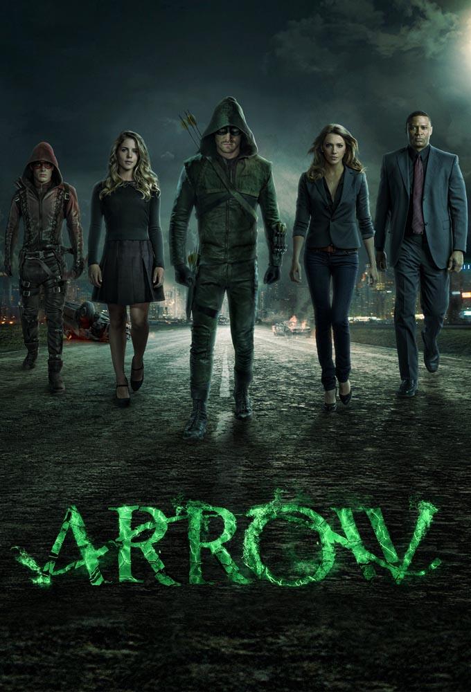 Arrow (S05E18)
