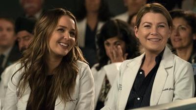 Grey s Anatomy • S14E20