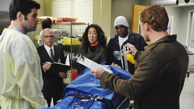 Grey s Anatomy • S06E16