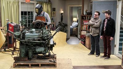The Big Bang Theory • S10E15