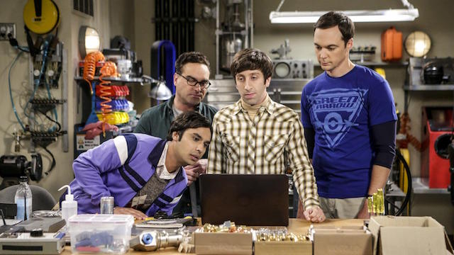 The Big Bang Theory • S10E23