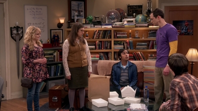 The Big Bang Theory • S10E07