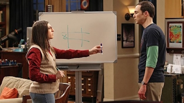 The Big Bang Theory • S06E21