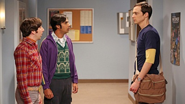 The Big Bang Theory • S06E08