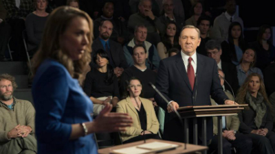 House of Cards (US) • S03E11