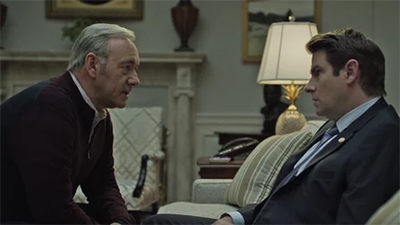 House of Cards (US) • S05E12