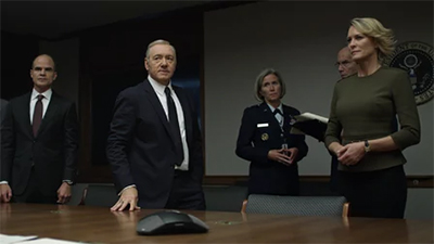 House of Cards • S05E07