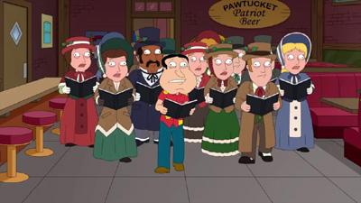 Family Guy • S16E09