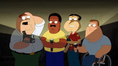 Family Guy • S17E10