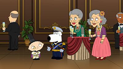 Family Guy • S17E08