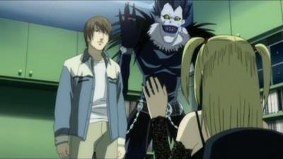 Death Note • S01E14