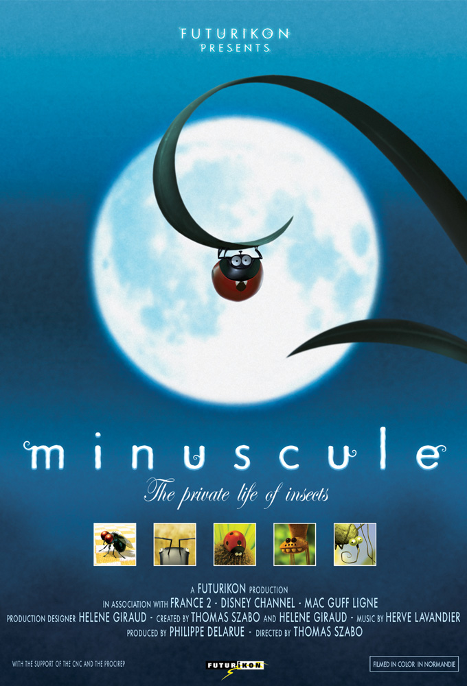 Minuscule: The Private Life of Insects