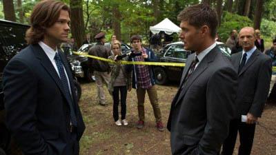 Supernatural • S08E04