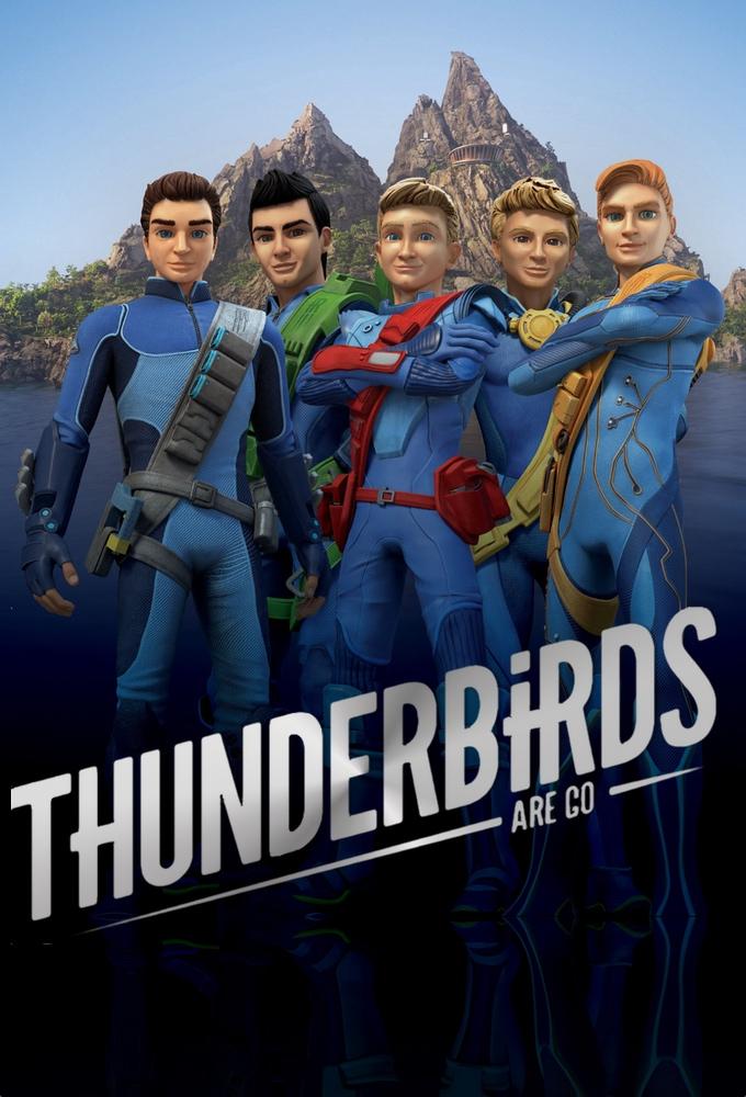 Thunderbirds Are Go! (S03E01)