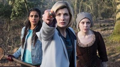 Doctor Who (2005) • S11E08