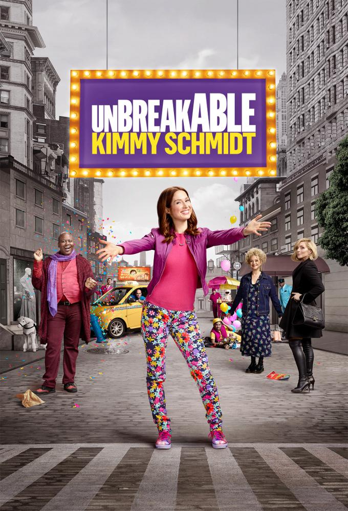 Unbreakable Kimmy Schmidt (S03E01)