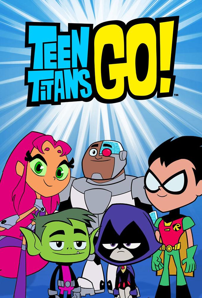 Teen Titans Go! (S05E52)