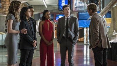 The Flash (2014) • S03E10