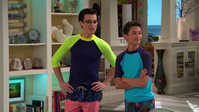 Liv and Maddie • S04E08