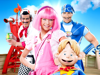 LazyTown • Season 3 • TV Show