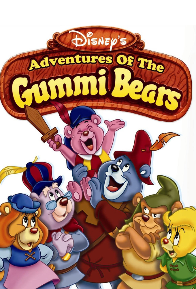 Disney s Adventures of the Gummi Bears