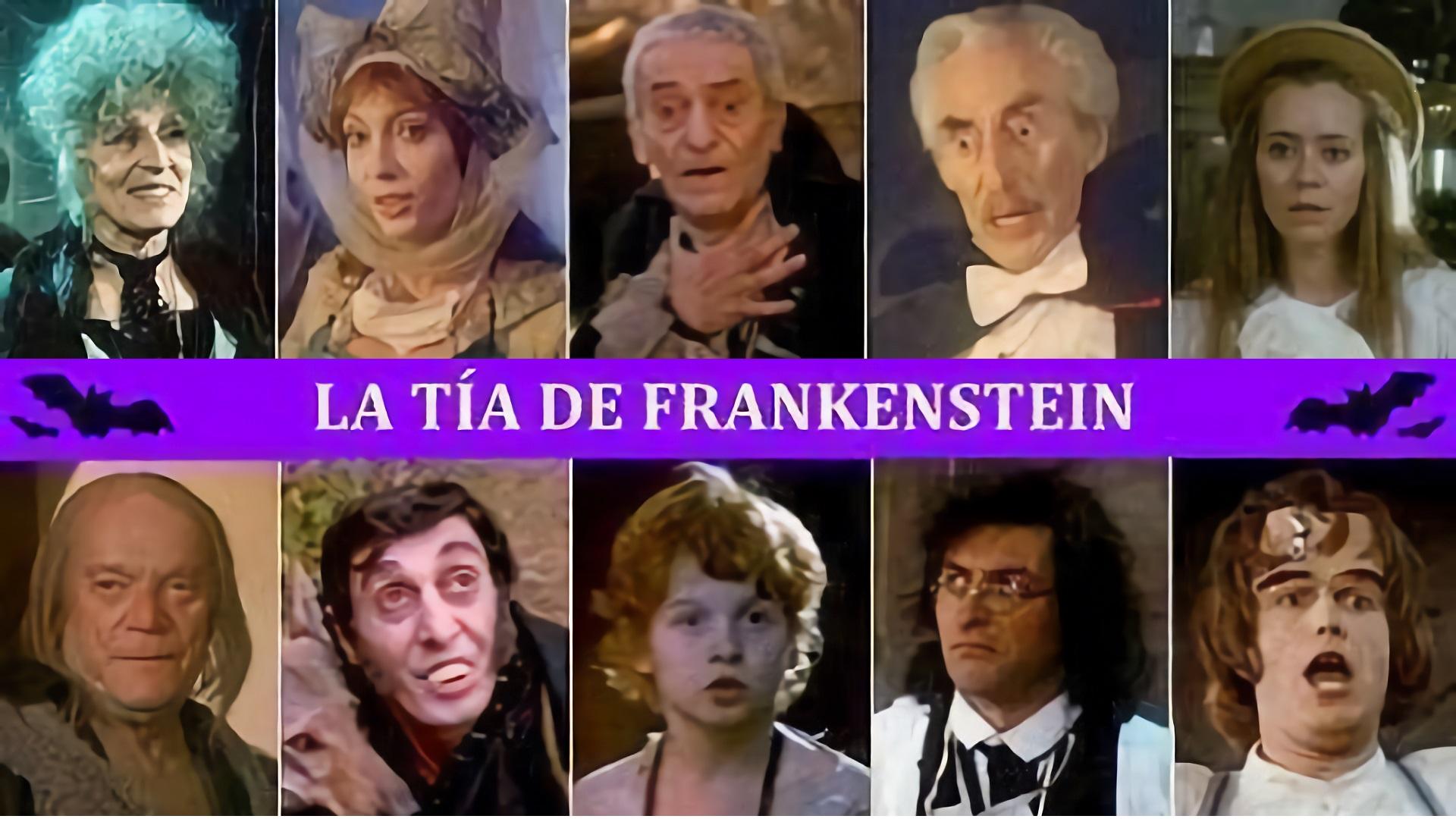 Frankenstein's Aunt • TV Show (1987