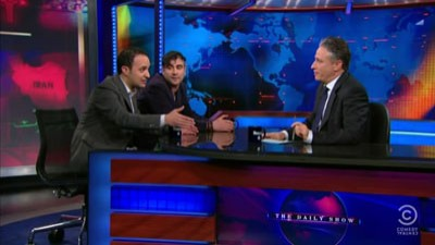 The Daily Show • S16E12