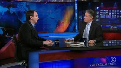 Las noticias de Jon Stewart • S16E07