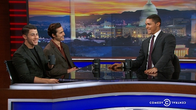 The Daily Show • S21E154