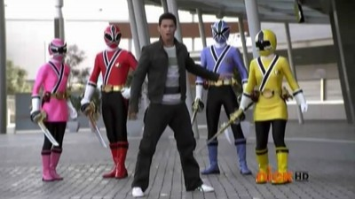 Power Rangers • S18E01