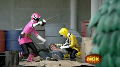 Power Rangers • S18E21