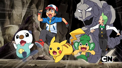 Pokémon • S15E03