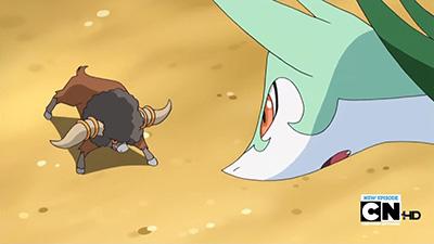 Pokémon • S15E09