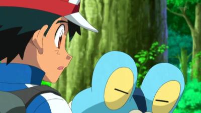 Pokemon • S16E03