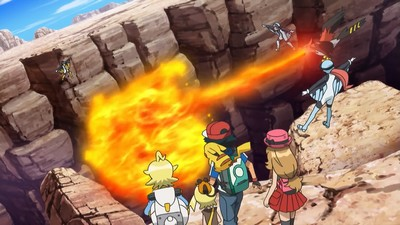 Pokemon • S16E35